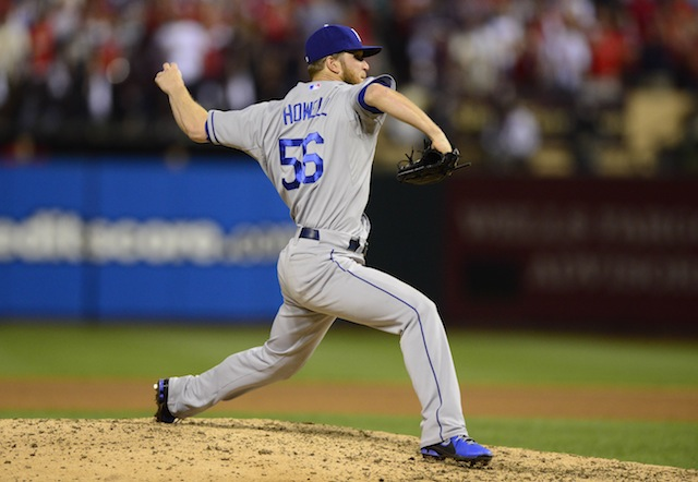 J.P. Howell has reportedly re-upped with the Dodgers. (USATSI)