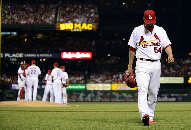 It's more bad news for Jaime Garcia and the Cardinals. (USATSI)