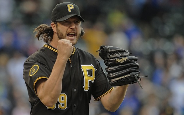 The Pirates now have closer Jason Grilli back in the fold. (USATSI)