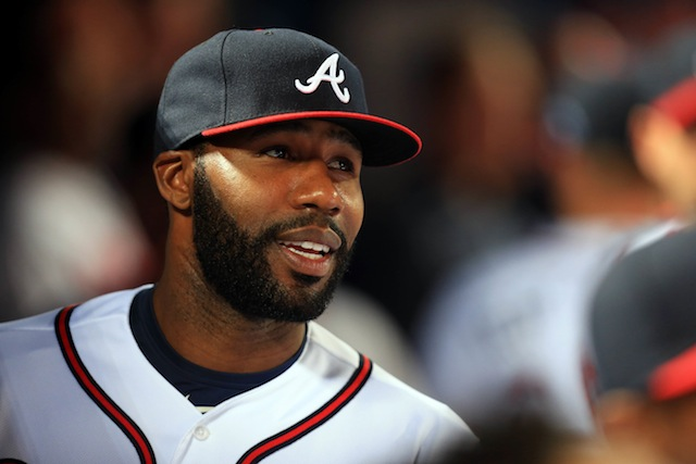 Smile, Jason Heyward: You just got paid. (USATSI)