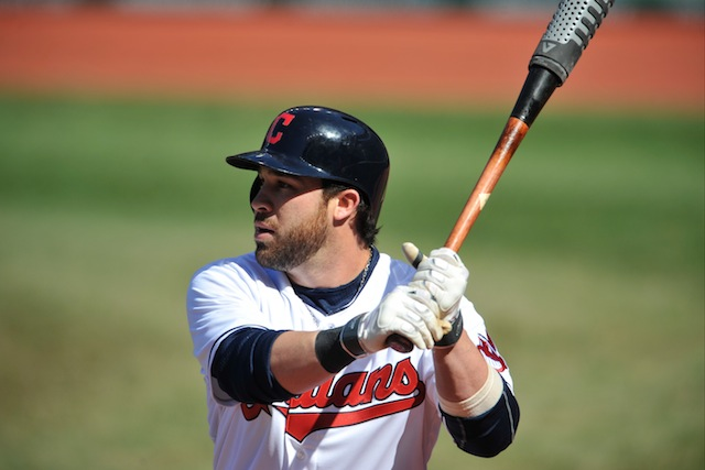 The Indians will be without Jason Kipnis's bat for a while. (USATSI)