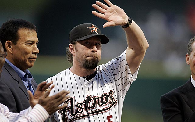 Jeff Bagwell spent his entire 15-year career in Houston. Will he ever make it to Cooperstown? (USATSI)