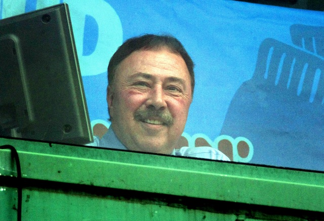 Despite recent tragedy, Jerry Remy is set to return to the Red Sox's broadcast booth. (Getty)