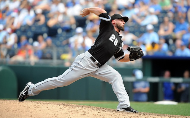 Veteran reliever Jesse Crain is headed to Houston. (USATSI)