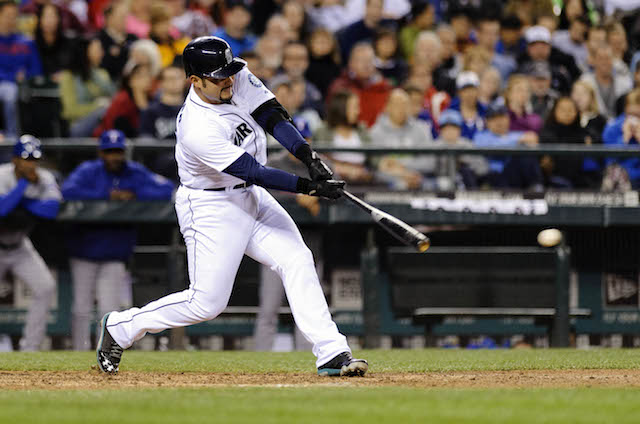 Jesus Montero has taken his last swings of 2014. (USATSI)