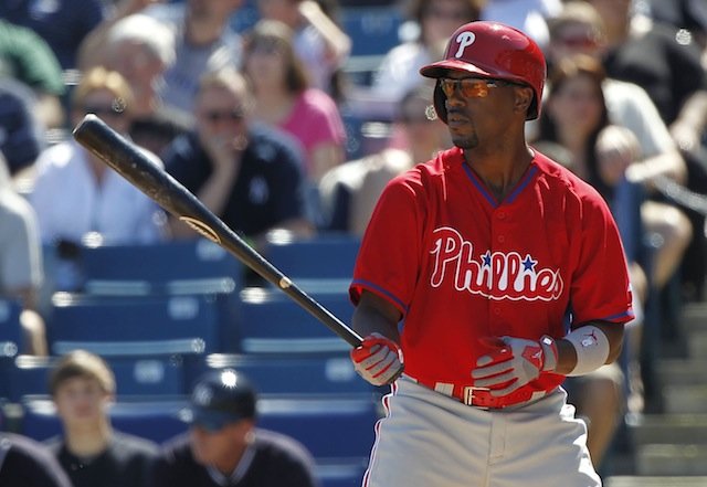Things seem to be getting ugly between Jimmy Rollins and the Phillies. (USATSI)