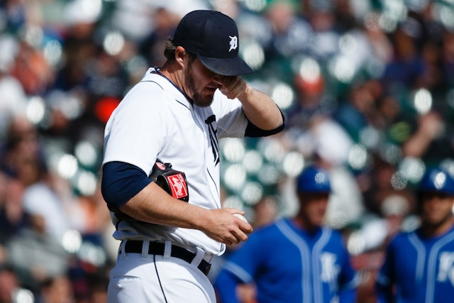 Joe Nathan's been struggling this season, but Tigers icon Denny McLain isn't buying the reasons. (USATSI)