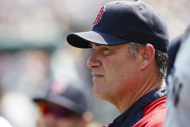 John Farrell's in the lead mostly because his team is, too. (USATSI)