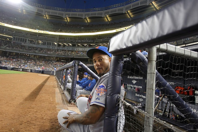 Believe it or not, Jordany Valdespin has reportedly done something controversial. (USATSI)