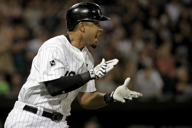 Give yourself a hand, Jose Abreu. You deserve it. (USATSI)