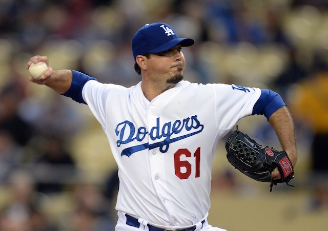 It's been a long time since Josh Beckett notched a 'W.' (USATSI)