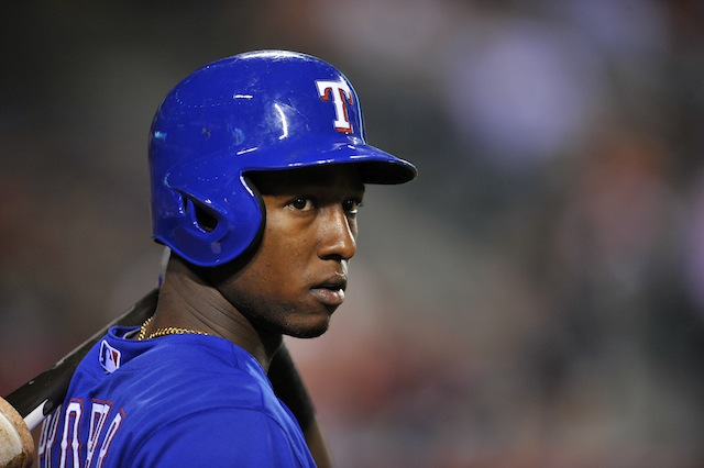 Jurickson Profar's 2014 is already off to a less-than-ideal start. (USATSI)