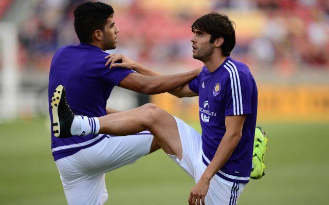 Brazilian soccer star Kaka favors MLS over Spain's La Liga