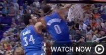 Enes Kanter, Russell Westbrook (NBA)