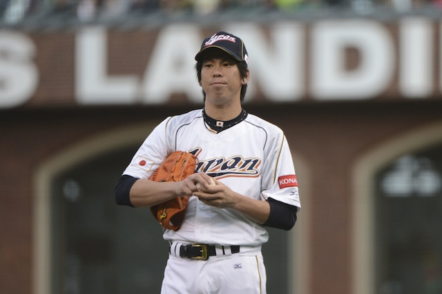 It's probably time to get acquainted with Kenta Maeda. (USATSI)