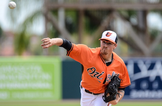 Kevin Gausman is about to get another crack at the big-league rotation. (USATSI)