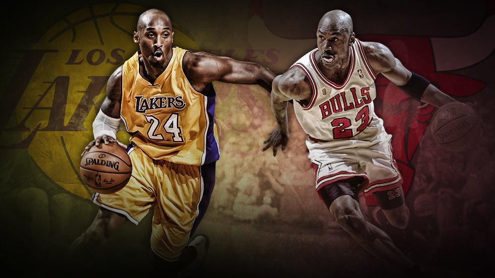 Passing Michael Jordan On The All Time Scoring List Kobe Bryant Comes Full Circle With Man He Insists Was Never Chasing