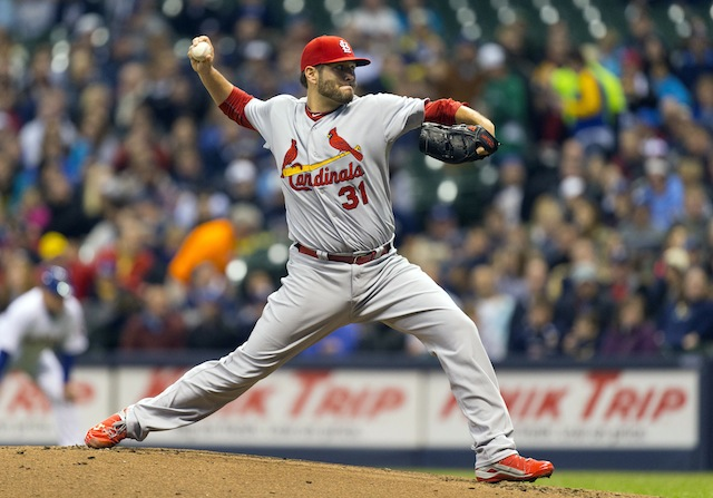 Can Lance Lynn pitch like he did against the Brewers more often? (USATSI)