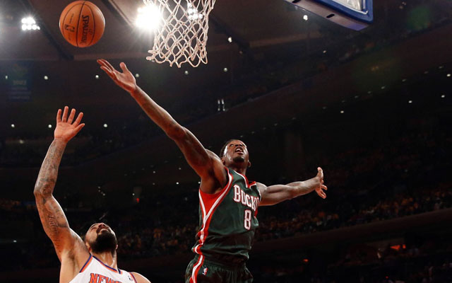 Larry Sanders wants to finish games.  (USATSI)