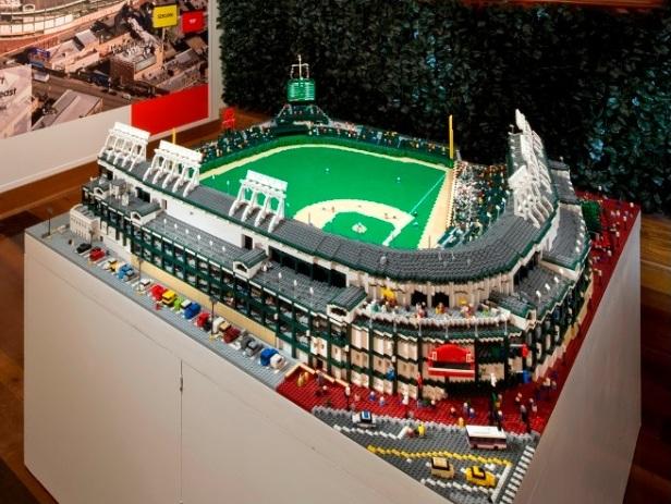 PHOTOS: Lego art exhibit at the Louisville Slugger Museum ...