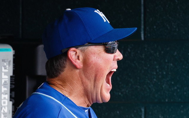 These tiebreaker scenarios are enough to make Ned Yost unleash a barbaric yawp. (USATSI)