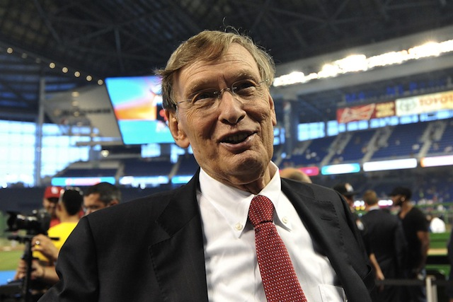 Bud Selig and MLB are reportedly set to call off the legal dogs with regard to Biogenesis. (USATSI)