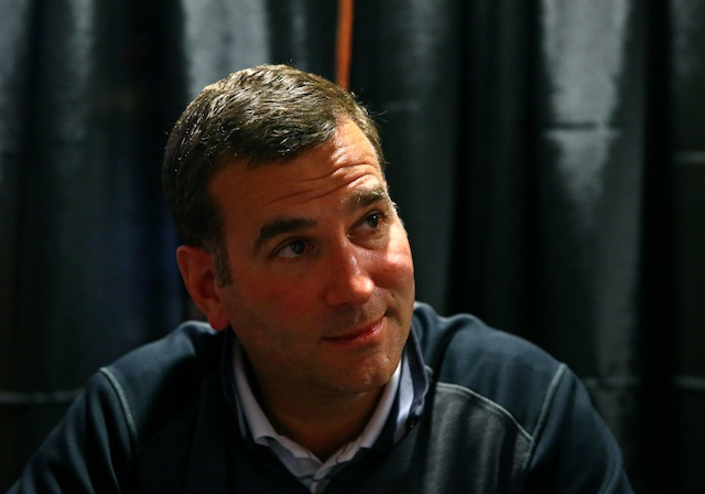 By the sounds of things, White Sox GM Rick Hahn had a busy Saturday. (USATSI)