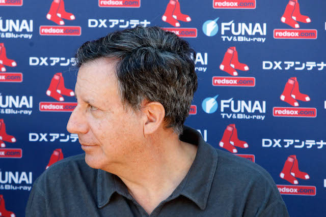 Is the Red Sox's Tom Werner a dark-horse candidate to replace Bud Selig? (USATSI)