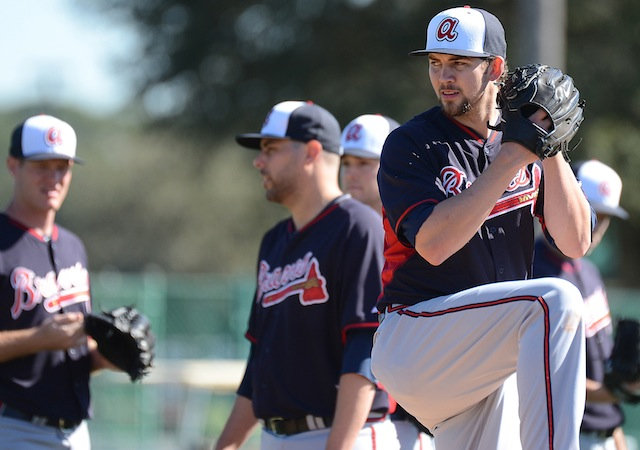 The Braves finally have some good news on the injury front, and it concerns Mike Minor. (USATSI)
