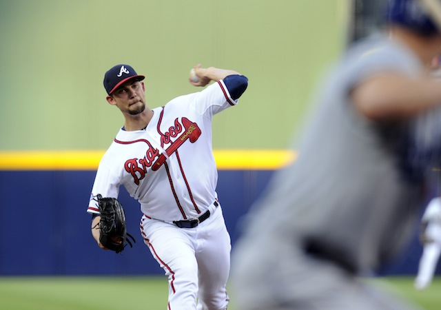 Mike Minor is just about ready for game action again. (USATSI)