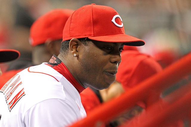 Aroldis Chapman has taken another step toward returning to the Reds' bullpen. (USATSI)