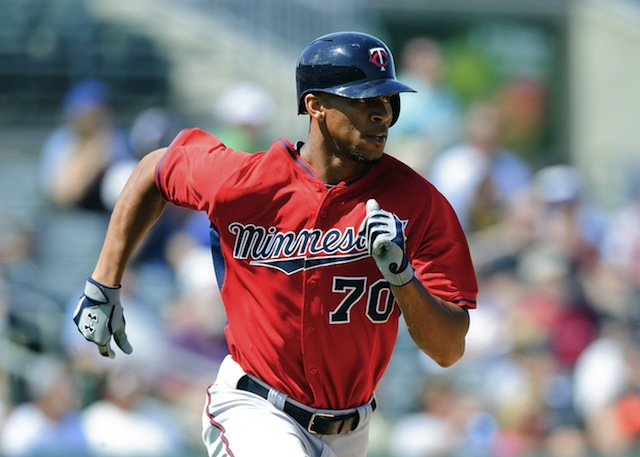 Is the news bad on top prospect Byron Buxton? (USATSI)