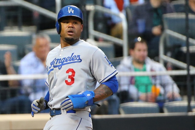 Will the Dodgers be without Carl Crawford for a while? (USATSI)