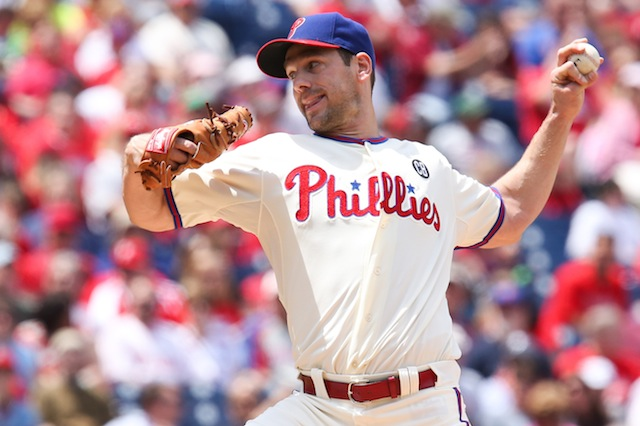 Will Cliff Lee get healthy in time to make himself trade bait? (USATSI)