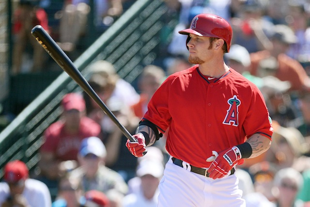 The Angels are finally close to getting Josh Hamilton's bat back in the lineup. (USATSI)
