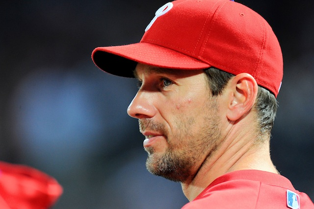 Cliff Lee is eyeing his return to the Philly rotation. (USATSI)