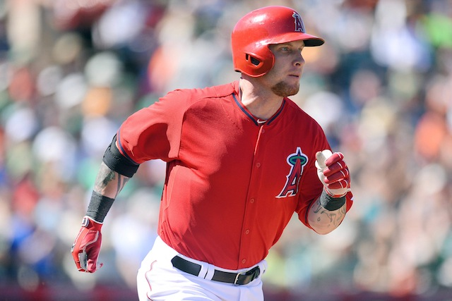 The Angels have a time-frame in mind for the return of Josh Hamilton. (USATSI)