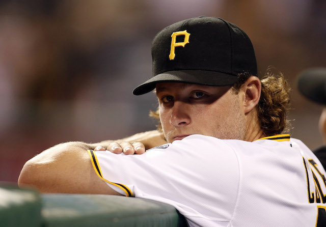 How long will Gerrit Cole be on the sidelines? It's not certain. (USATSI)