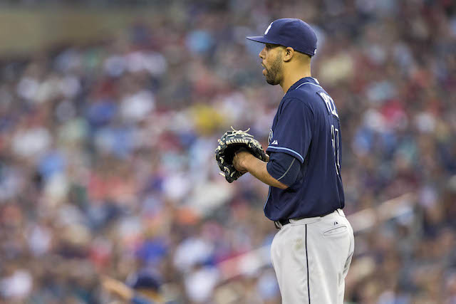 The David Price trade talk is heating up these days. (USATSI)