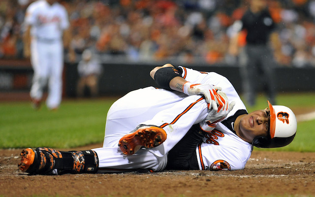 Manny Machado's knee injury may be more serious than initially believed. (USATSI)