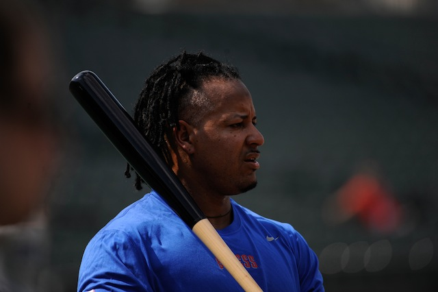 Manny Ramirez is back in baseball as a minor-league player/coach for the Cubs. (USATSI)