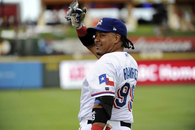 Wave goodbye to Texas, Manny Ramirez. (USATSI)