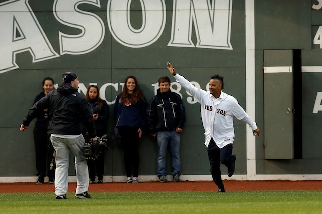 While back in Boston, Manny Ramirez saw to some unfinished business. (USATSI)