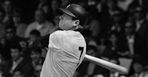 Mickey Mantle (Getty)