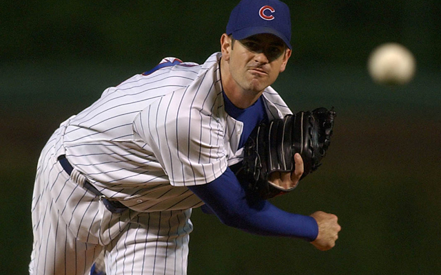 Mark Prior was briefly one of baseball's best pitchers.