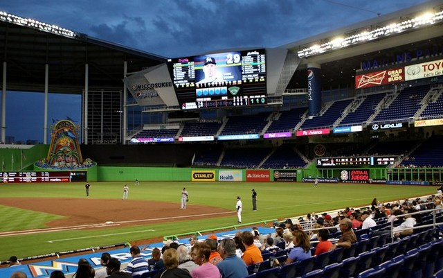 Marlins Park (Getty)