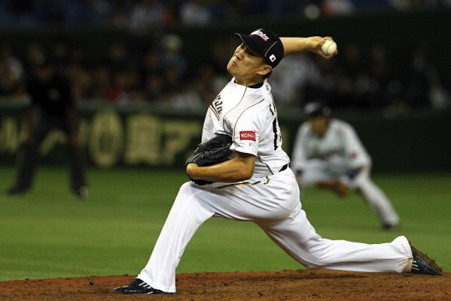 Another day, another round of Masahiro Tanaka scuttle. (Getty)