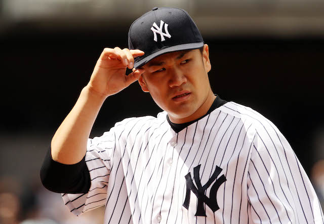 Is there reason to worry about the health of Masahiro Tanaka's valuable right arm? (USATSI)