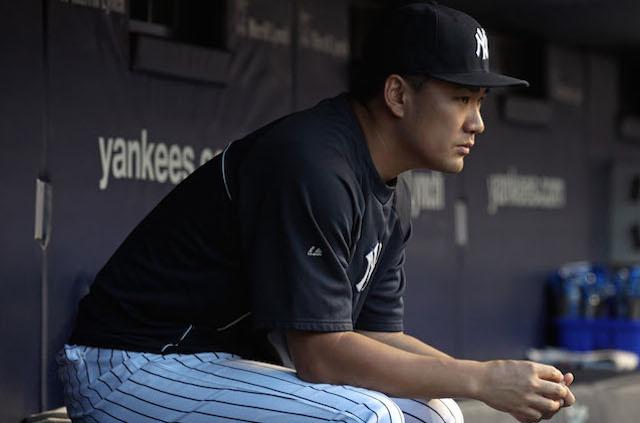 Is the waiting almost over for Masahiro Tanaka? (USATSI)