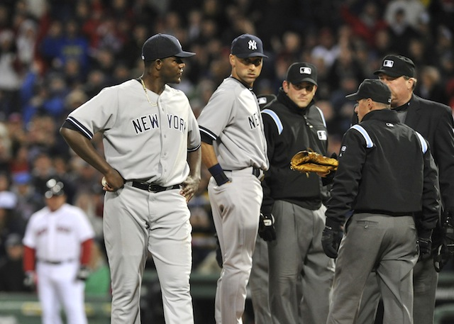 In the Michael Pineda pine tar case, MLB has spoken. (USATSI)